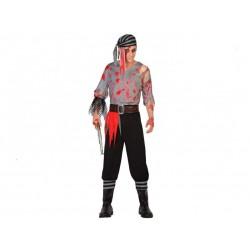 Disfraz Pirata Sangriento