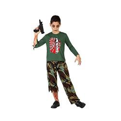 Disfraz Militar Zombie Infantil