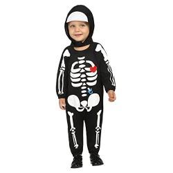 Disfraz Esqueleto Bebe