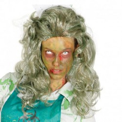Peluca Zombie Chica