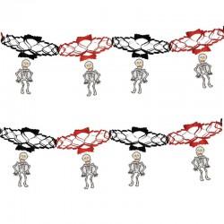 Guirnalda Esqueletos