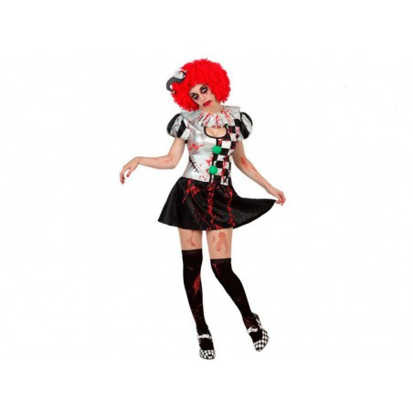 Disfraz Arlequin Sangriento