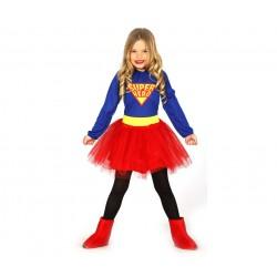 Super Hero niña