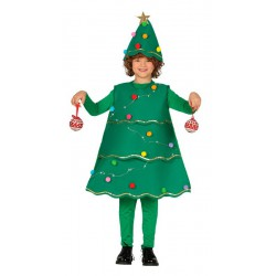 Disfraz Arbol Infantil