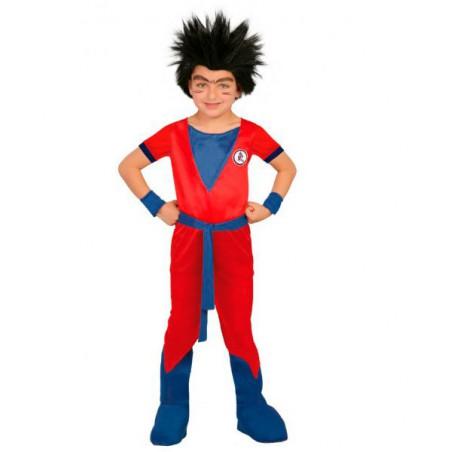 Goku infantil