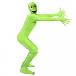 Disfraz Alien Verde