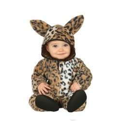 Disfraz Leopardo Bebe