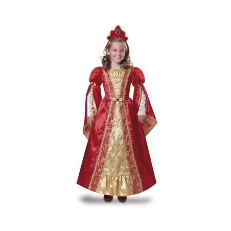 Disfraz Reina Roja Luxe