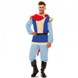 Disfraz Principe Azul Adulto