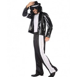 Disfraz Rey del Pop T.M-L