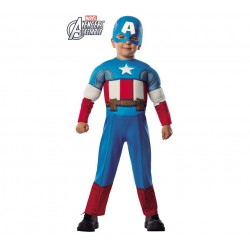 Disfraz Capitán America Infantil