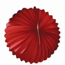 Farolillo Papel Rojo 20 cm.