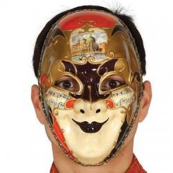 mascara Veneciana Época