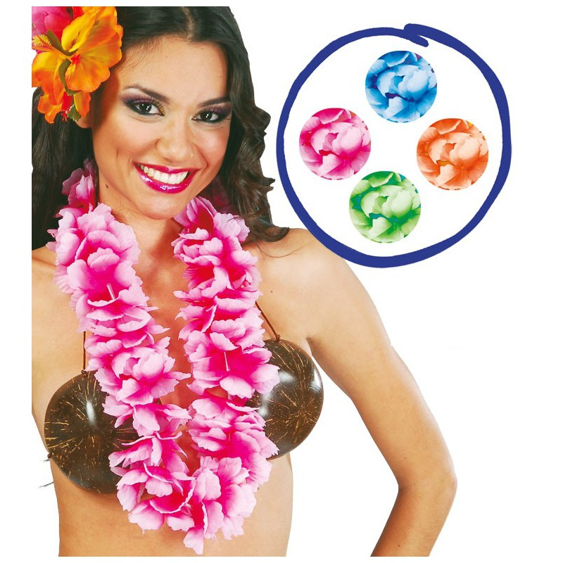 Collar hawaiano
