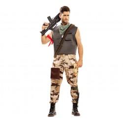 Disfraz Soldado De Combate