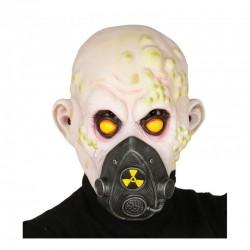 Máscara Zombie Nuclear