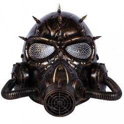 Máscara Steampunk Gas