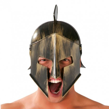 Casco Espartano