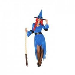 Disfraz Bruja Azul