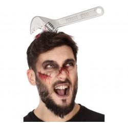 Diadema Llave Inglesa Halloween