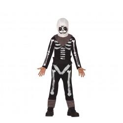 Disfraz Esqueleto Videojuego