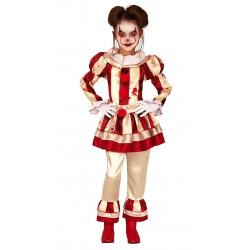 Disfraz Payasa Infantil