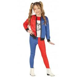 Disfraz Harley Asesina