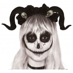 Didema Cuernos Negros Esqueletos