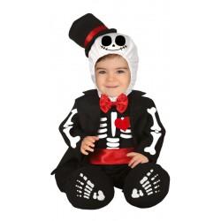 Disfraz Mister Skeleton Bebe