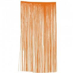 Cortina Naranja 100 x 200 cm.