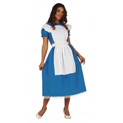 Disfraz Alicia Blue