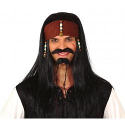 Peluca Pirata Jack
