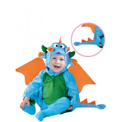 Disfraz Dragoncito t.12-24 meses