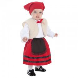 Disfraz Pastora Bebe 1-2 años