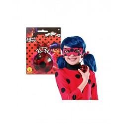Set YO-YO y Pendientes Ladybug