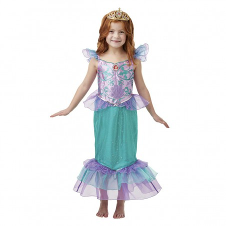 Disfraz Ariel Glitter Luxe