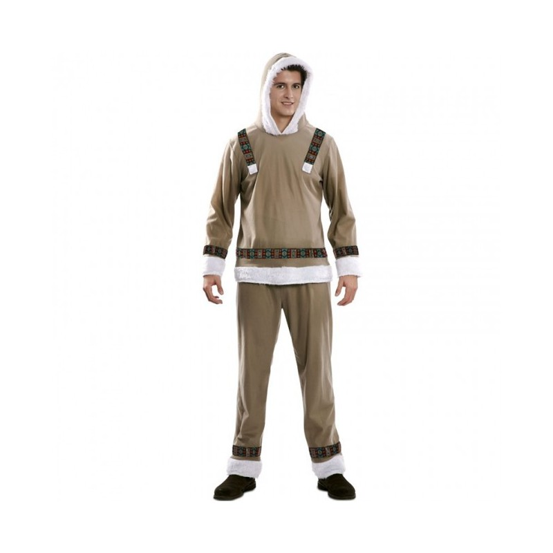 Disfraz Esquimal Hombre