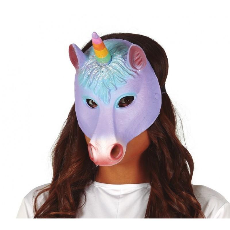 Máscara Unicornio Foam