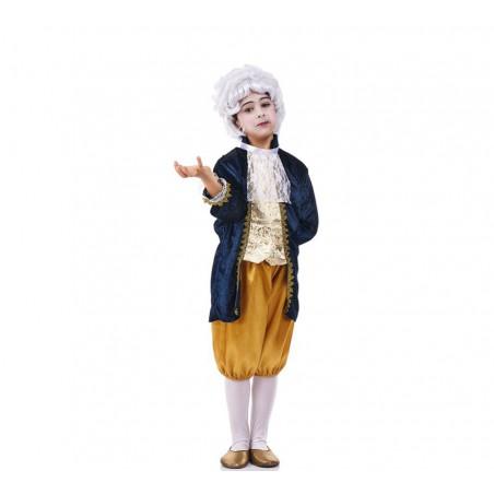 Disfraz Epoca XV Infantil