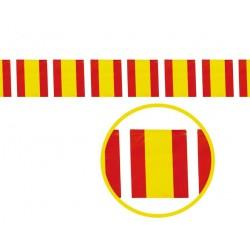 Banderas Plástico España 50 mtrs 20 x 30 cm