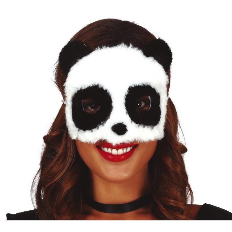 Máscara Oso Panda