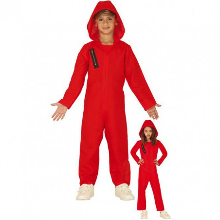 Disfraz Mono Rojo Infantil