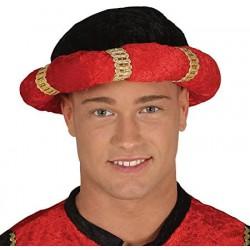 Turbante Rojo Arabe