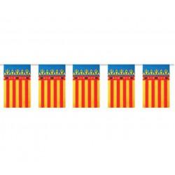 Bandera 50 metros valencia
