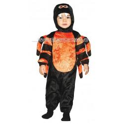 Disfraz araña bebe